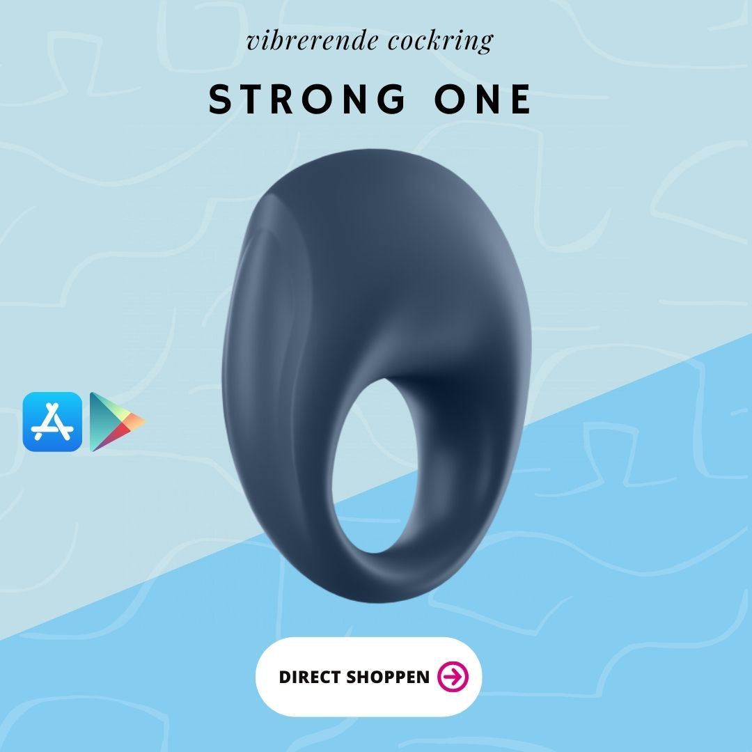 Satisfyer Cockring Strong One