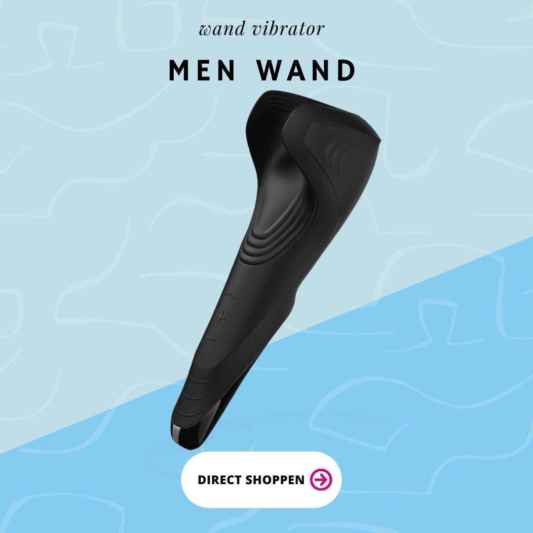 Satisfyer Men Wand