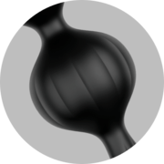 Highlight - Satisfyer Anal Beads Zwart - 2