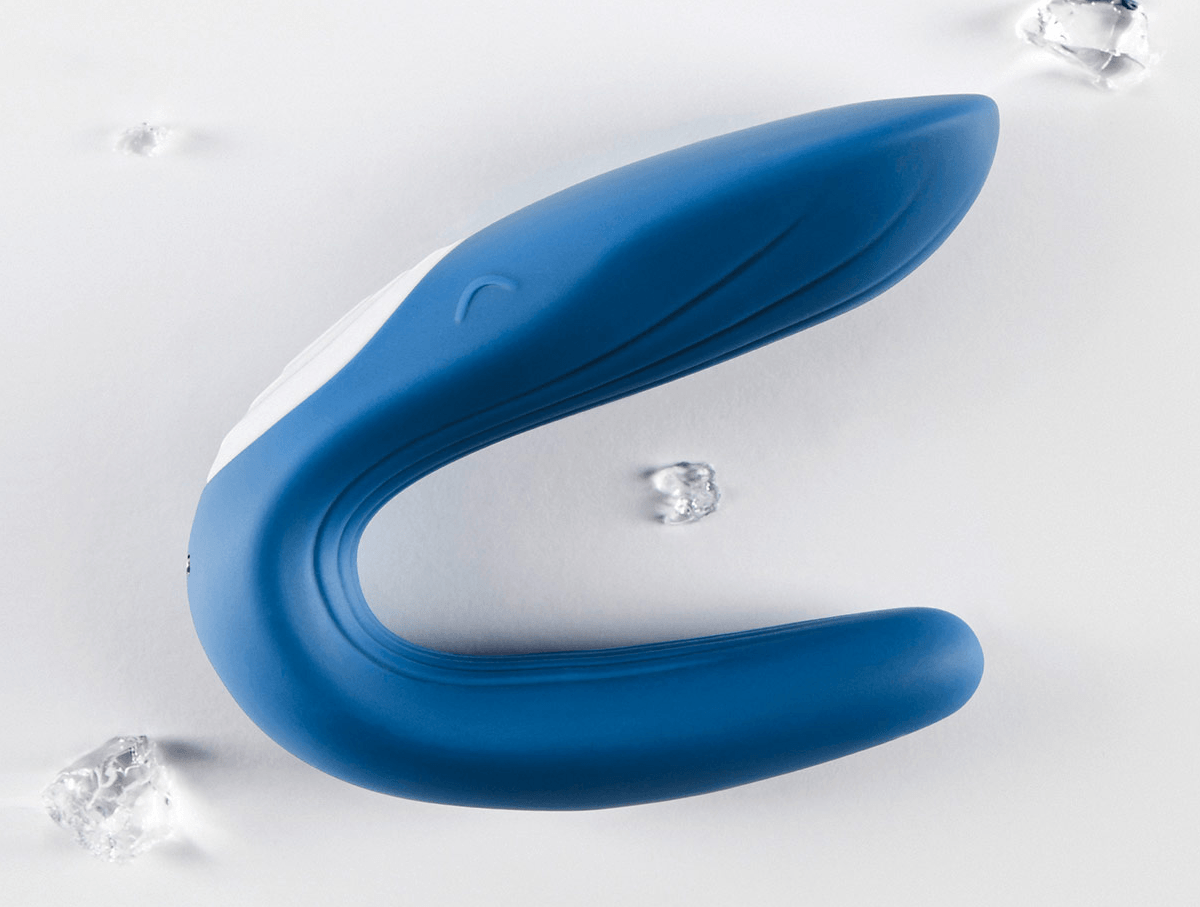 Satisfyer Partner Whale Vibrator - Mood
